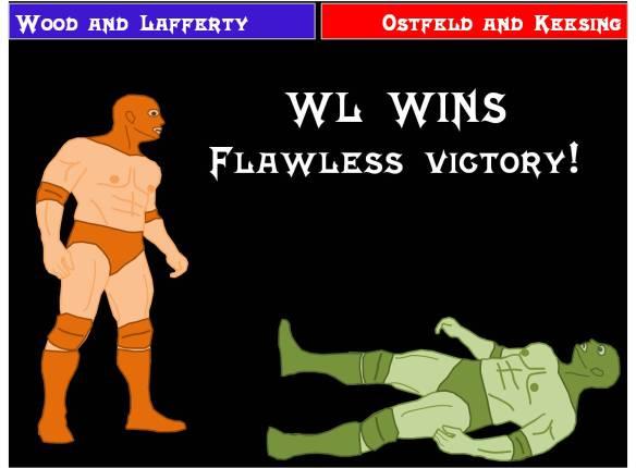WL vs OK Winner